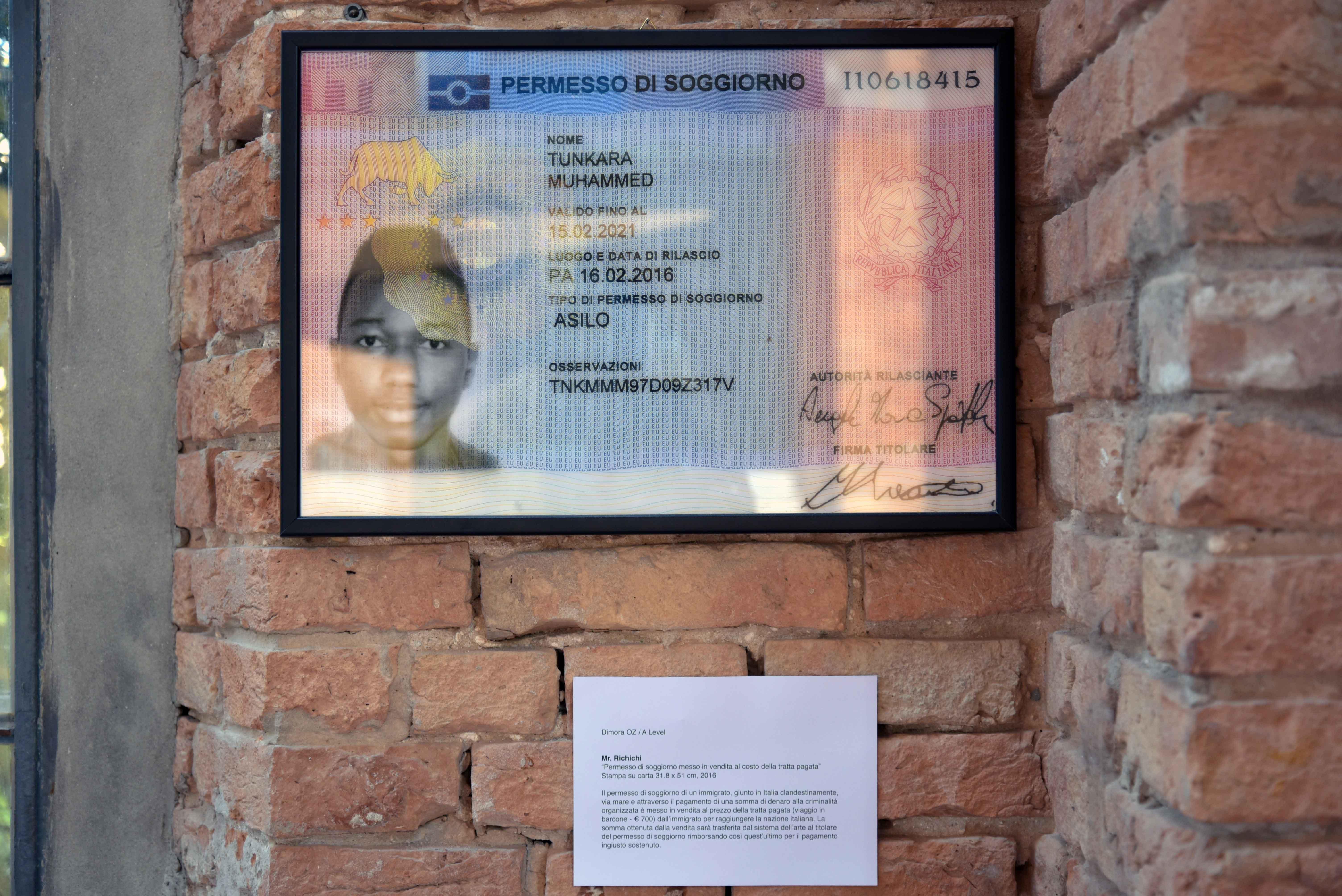 Awesome carta di soggiorno per motivi familiari photos for Permesso di soggiorno schengen